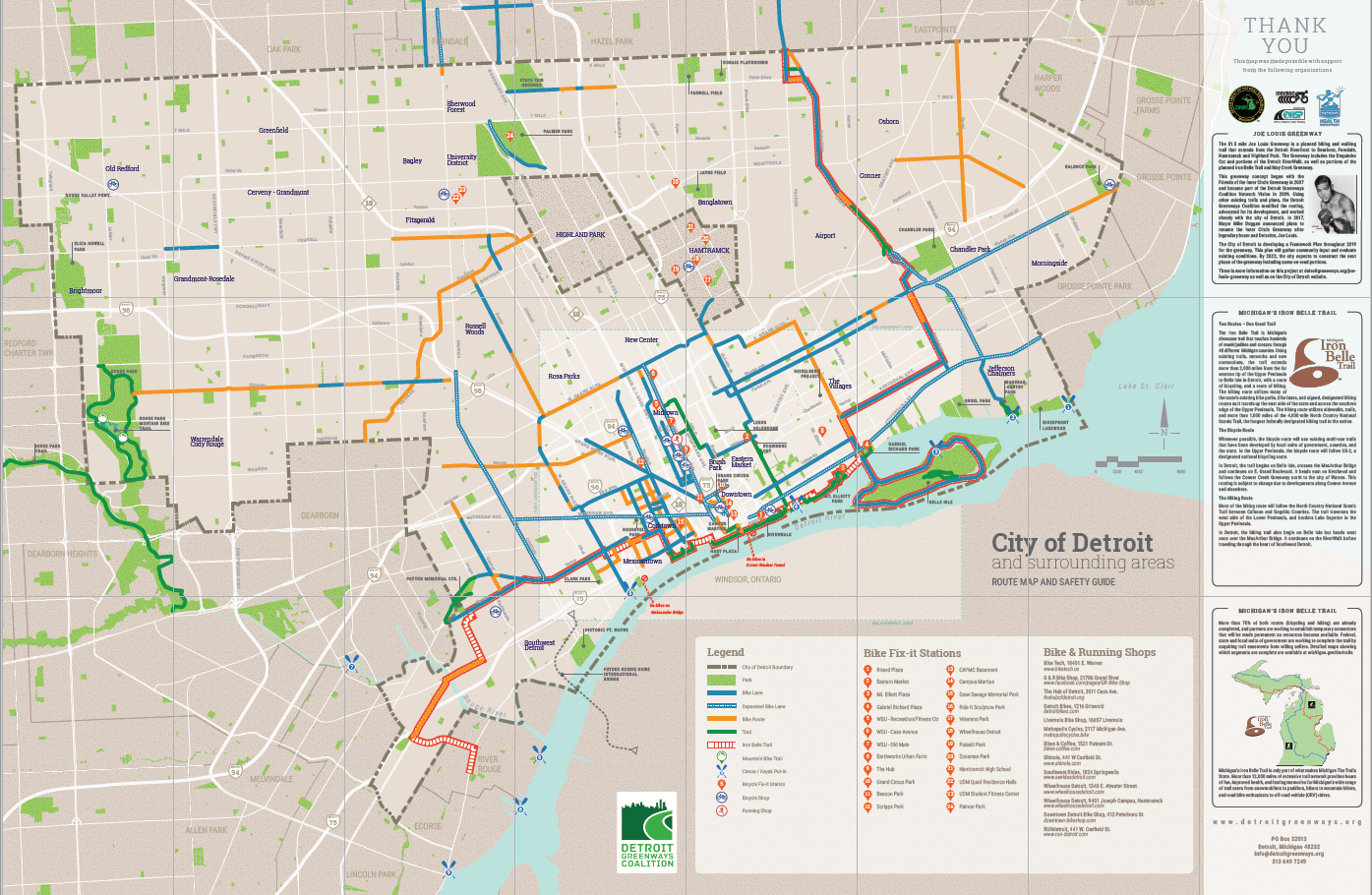Hot off the presses: a Detroit Bike & Walk map | Detroit ... Detroit Map on st louis on map, chicago map, michigan map, great lakes map, baltimore map, new york map, quebec map, duluth map, cincinnati map, pittsburgh map, usa map, henry ford hospital map, royal oak map, atlanta map, toronto map, memphis map, las vegas map, united states map, compton map, highland park map,